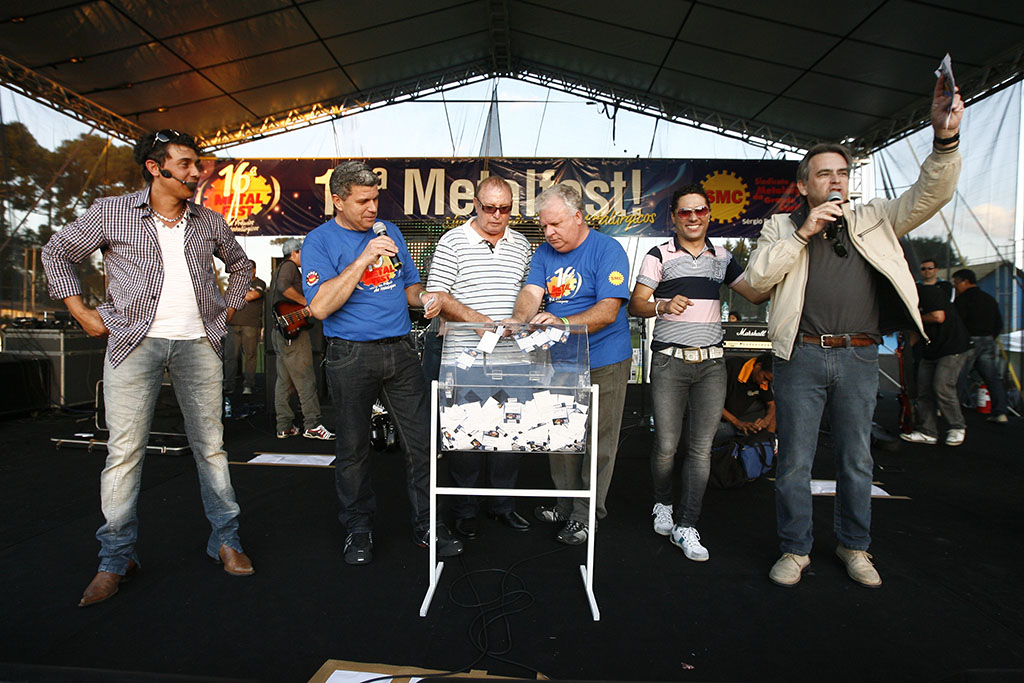 SMC promove 17ª MetalFest neste domingo (22)
