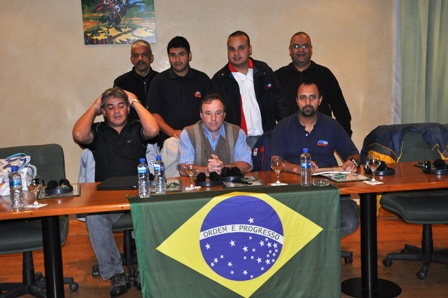 Diretores do SMC participam de evento sindical na Argentina